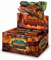 Spectral Tiger: WoW Loot Cards for the WoW TCG
